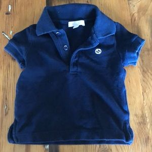 GUCCI AUTHENTIC BABY POLO 3/6M